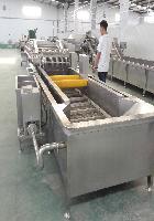 GB-4000 蔬菜清洗机工艺