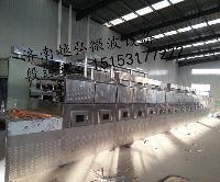 隧道式电池材料干燥设备