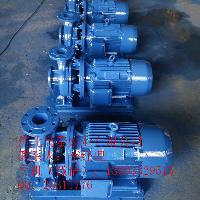 管道直联泵 ISW80-100A卧式直联离心泵