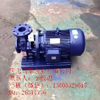 ISW80-315IA直联泵 ISW卧式离心泵叶轮