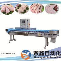 食品重量分级机 高精度快速分选 重量选别称