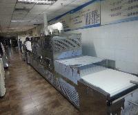 豆类熟化微波设备