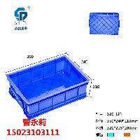 周转箱塑料加厚防静电塑胶箱五金工具零件中转盒箱