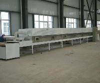 大豆微波烘干熟化设备