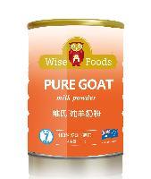 澳洲原装进口维氏(Wise Foods纯羊奶粉)