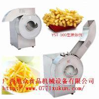 广西制作薯条的机器