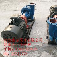 80LXLZ80-45卧式纸浆泵 河北LXL两相流浆料泵选型
