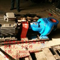 80LXLZ60-35造纸厂专用浆料泵 LXL两相流纸浆泵