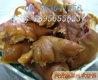 西安最好吃卤猪脚加盟卤菜做法