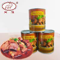 昌龙重庆麻辣牛肉罐头500g/罐