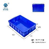 赛普厂家供应 搁板货架仓储塑料周转箱四川、贵州、云南、陕西