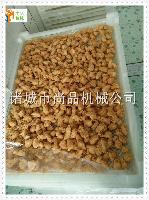 CXJ100幸运鸡块上浆裹粉成型生产线