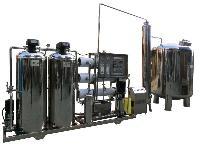 陕西全套水处理系统纯净水加工设备