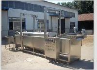 供应全自动油炸流水线设备