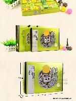 湖南长沙华美时尚双黄月饼专卖报价供应团购