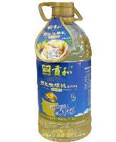 2017新品野生铁核桃葵花籽油2.5L