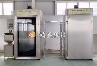 鸿盛机械 腊肉烟熏炉 厂家直销