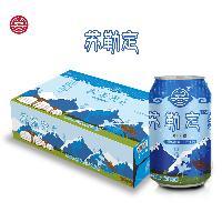 眾參蘇勒定奶酒 牛奶配制酒 白蘭地味 蒙古風情 全國招商