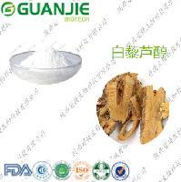 冠捷生物 水溶性白藜芦醇HPLC  10% 抗氧化