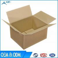 瓦楞纸箱纸盒箱外贸出口纸箱胶印箱纸箱包装盒黄板箱