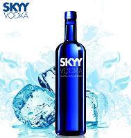 skyy vodka蓝天、深蓝伏特加价格【洋酒上海批发商】