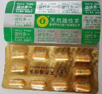 天然雄性素副作用