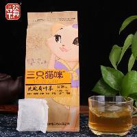 加工食品代用茶帖牌定制花草养生茶、保健茶/饮典玫瑰荷叶茶