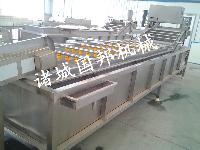 净菜加工成套设备 全自动净菜生产线