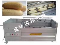 供應土豆清洗去皮機 毛刷去皮設備 廠家直銷