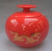 专业加工陶瓷茶叶罐定制定做茶饼盒盖罐批发