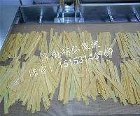 广西豆油皮,腐竹微波烘干设备特价处理