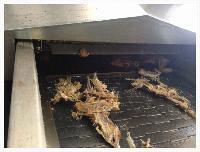 鲅鱼块油炸机@,炸鲅鱼设备自动过滤尚品供应