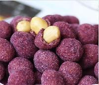 唐嘉食品紫薯花生250g/包直销批发、OEM代加工、贴牌生产