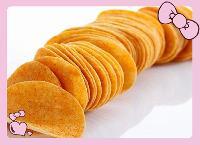全自动薯片油炸线生产厂家 休闲食品加工