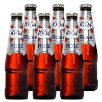 进口1664玫瑰啤酒批发