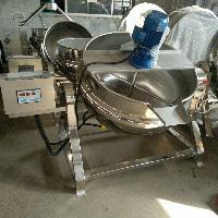 燃气蒸汽加热自动凉粉机