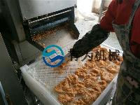 全自动鸡排鱼排上浆裹面包糠机器专业厂家