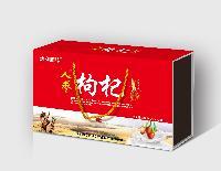 人参枸杞木盒