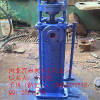 40LG12-15*7立式多级泵 LG高层建筑给水增压泵厂家