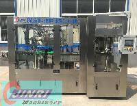 易拉罐含气饮料、啤酒灌装设备DYLGY18-4