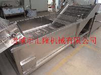 中草药清洗机气泡清洗机HL-6000
