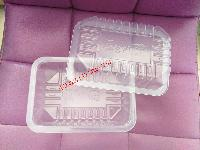 pp一次性透明食品塑料盒 水果蔬菜盒