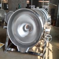 电加热牛奶豆浆蒸煮夹层锅