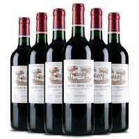 法国原装红酒专卖、上海拉菲经销商、拉菲岩石古堡干红葡萄酒批发
