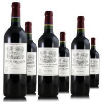 法国进口原装红酒上海专卖、拉菲岩石古堡干红葡萄酒价格