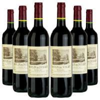 上海进口红酒代理商、拉菲劳雷斯古堡红葡萄酒专卖、原装进口