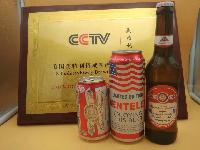 央视上榜品牌  美特利啤酒