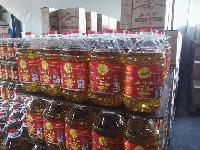 菜籽油(五味丰纯正菜籽油10L*2)