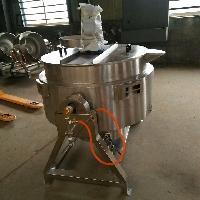 鸡油炼油锅