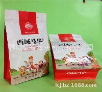 供应和田地区红枣包装袋,八边封包装袋,可定制
